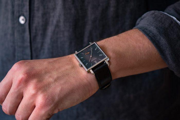 bộ sưu tập Neomatik đồng hồ Nomos Glashutte
