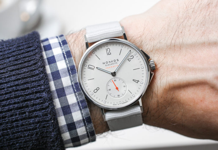 Đồng hồ Nomos Glashutte Neomatik