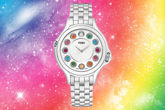 Đồng hồ Fendi chính hãng - 3 thiết kế chinh phục mọi quý cô