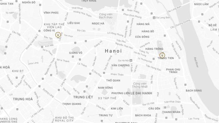 địa chỉ bán Đồng hồ Rolex Hà Nội