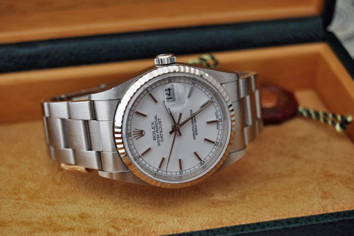 đồng hồ Rolex 5 số chính hãng
