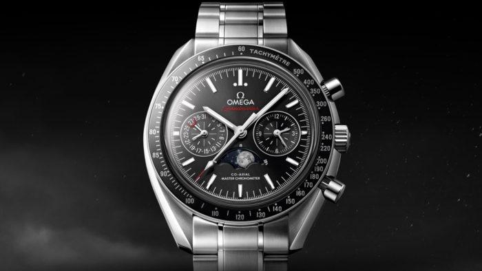 Đồng hồ nam 6 kim Omega Speedmaster Moonwatch