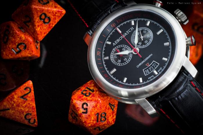 Đồng hồ Aerowatch 5 kim