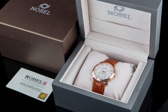 Giải đáp thắc mắc bạn đọc: đồng hồ Nobel có đắt không