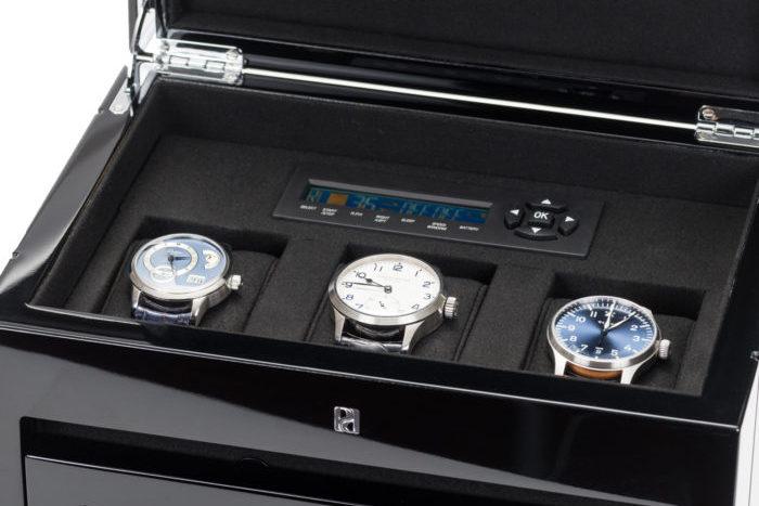 Hộp đựng đồng hồ tự quay có cần thiết với cỗ máy Automatic?