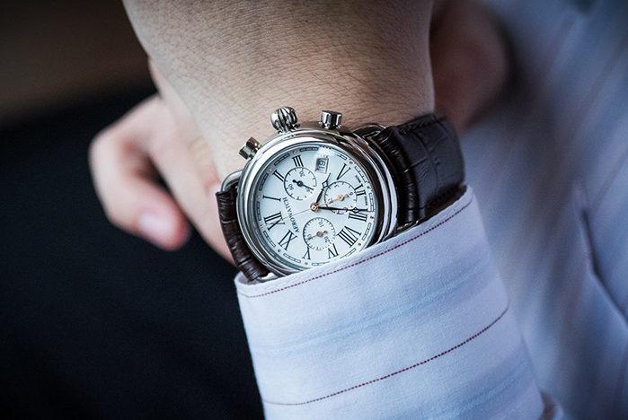 mua đồng hồ Aerowatch nam uy tín tại Hà Nội