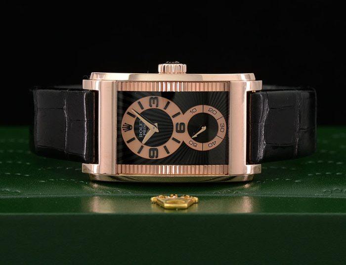 Đồng hồ Rolex nam dây da