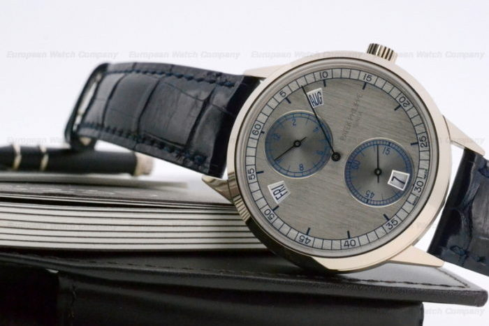 đồng hồ nam 3 kim Patek Philippe Annual Calendar