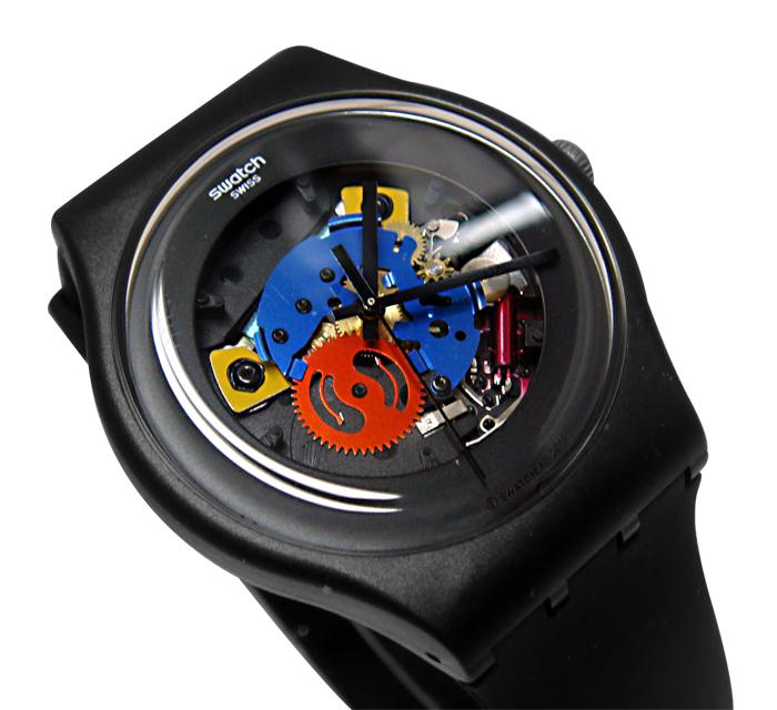 đồng hồ Thụy Sĩ Swatch bị kiện
