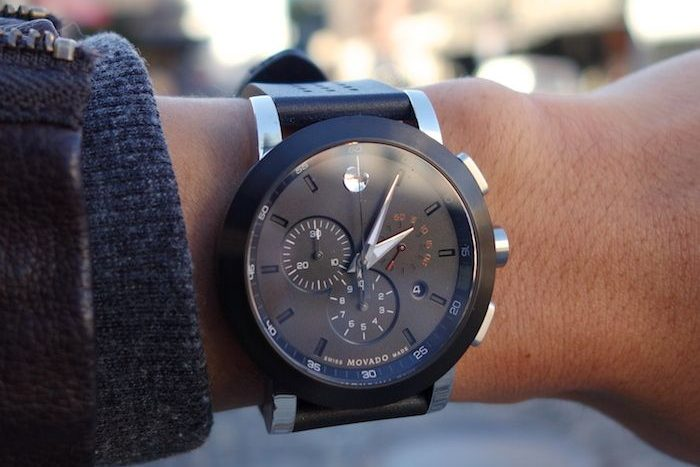 đồng hồ nam 2 kim