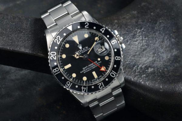 đồng hồ Rolex chính hãng màu đen