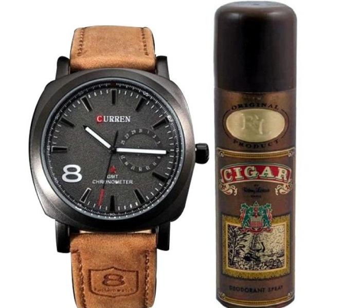 Các bước hướng dẫn khử mùi hôi ở dây da đồng hồ 1