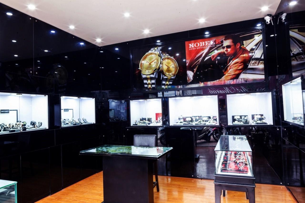 shop đồng hồ Nobel uy tín chất lượng tại Hà Nội
