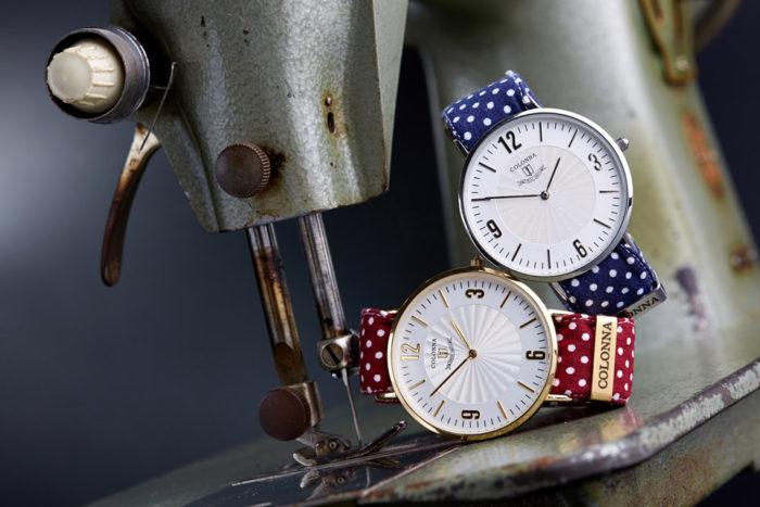 đồng hồ Colonna là của nước nào - Italia