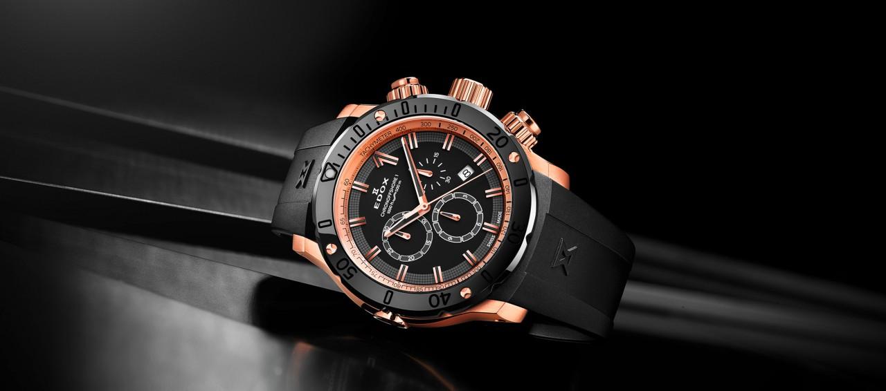 Mẫu đồng hồ Edox nam theo phong cách thể thao