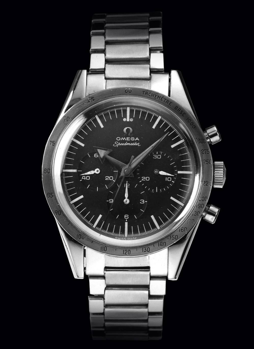 Thiết kế đồng hồ Omega Speedmaster đầu tiên CKv 2915
