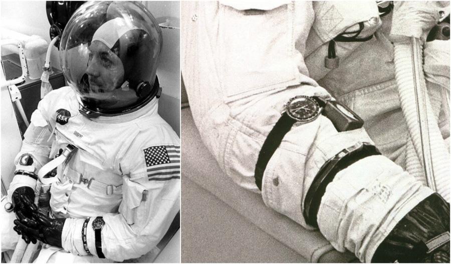Dấu mốc này chính thức đi vào lịch sử ngành hàng không và lịch sử ngành công nghiệp đồng hồ trên thế giới