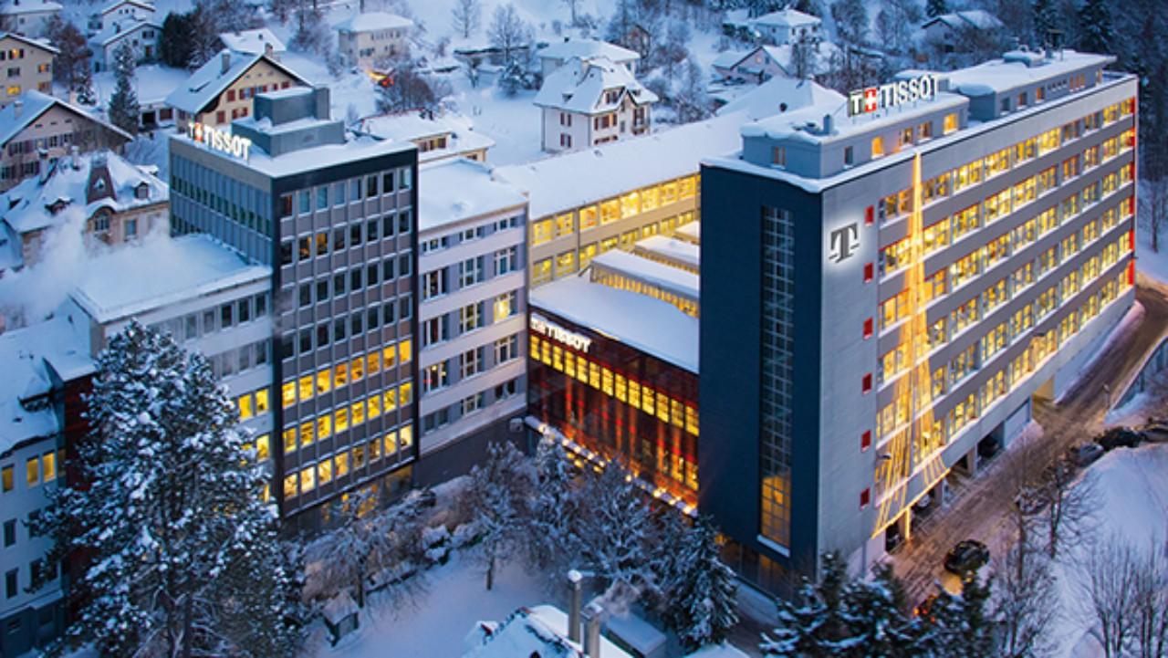 Trụ sở thương hiệu đồng hồ Tissot Le Locle tại Thụy Sỹ