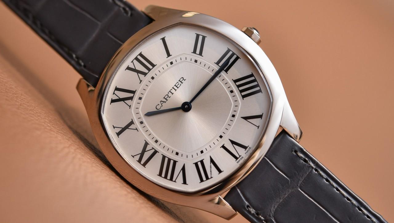 Đồng hồ đeo tay Cartier Drive Ultra-Flat
