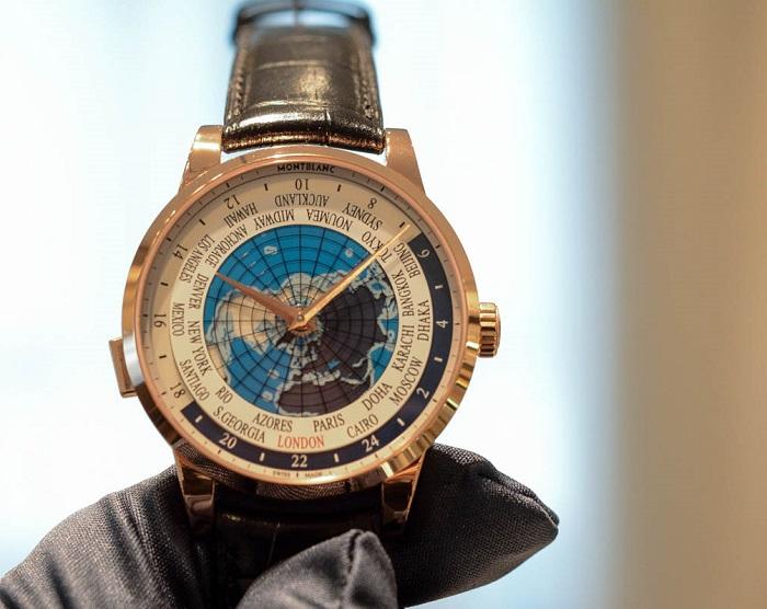 đồng hồ montblanc giá có đắt không