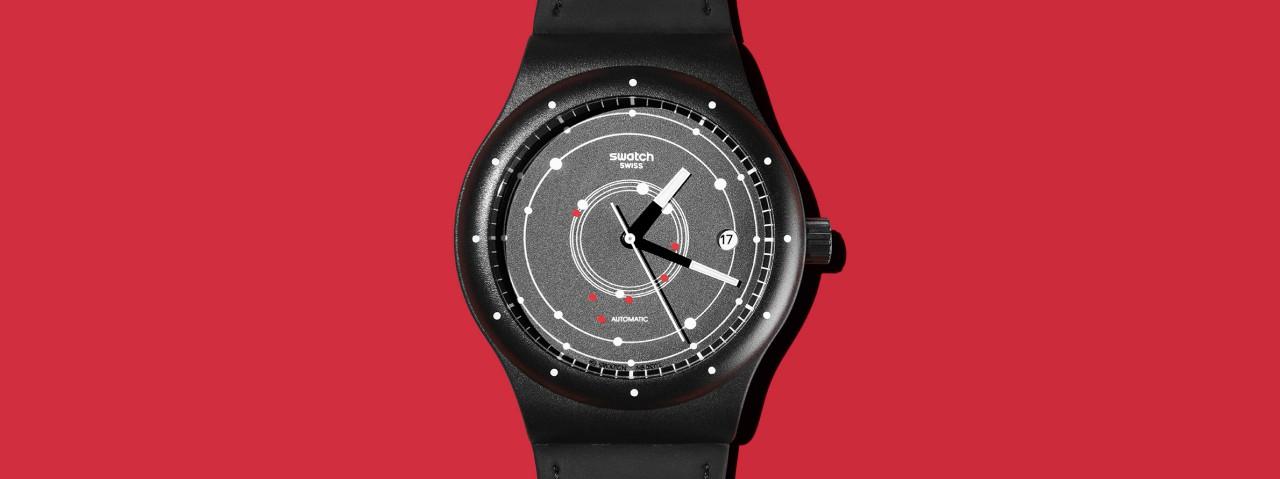 Mẫu đồng hồ Swatch Sistem 51 tuyệt đẹp