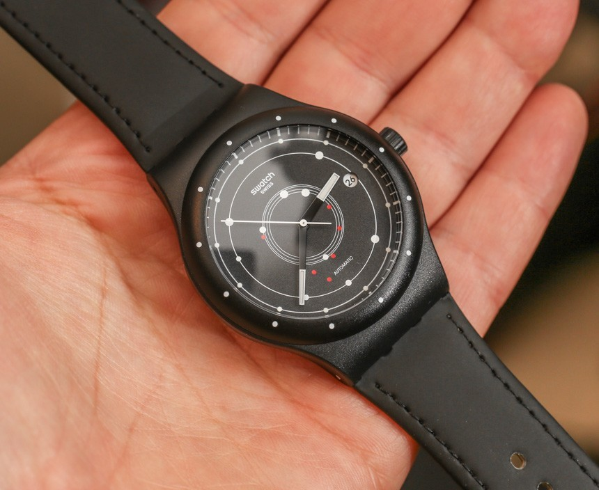 mức giá đồng hồ Swatch vô cùng ổn và hấp dẫn