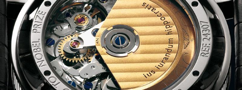 Độ chịu nước của đồng hồ Nobel 30m - 50m