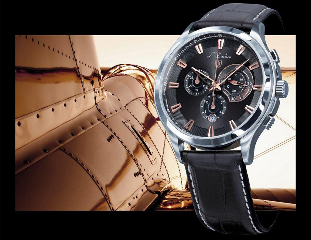 Đồng hồ L'Duchen cho người Việt