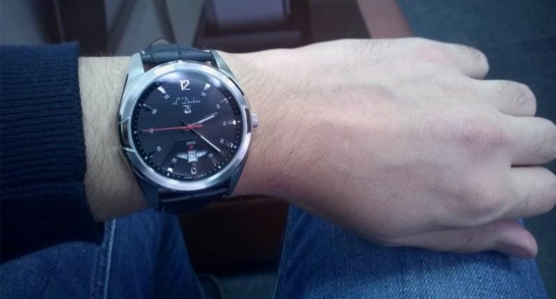 đồng hồ L'duchen có phải của Thụy Sỹ được quan tâm