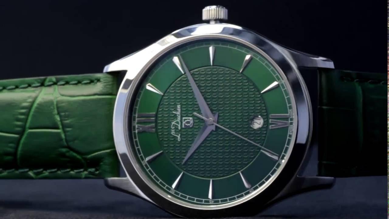 cửa hàng bán đồng hồ L'Duchen chính hãng