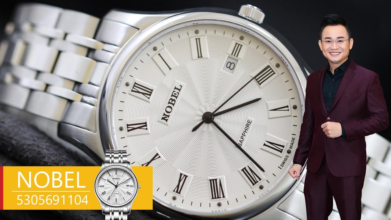 Độ chịu nước của đồng hồ Nobel 50M