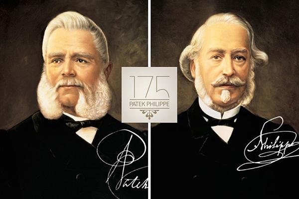 Ngài Norbert Antoine de Patek và Adrien Philippe