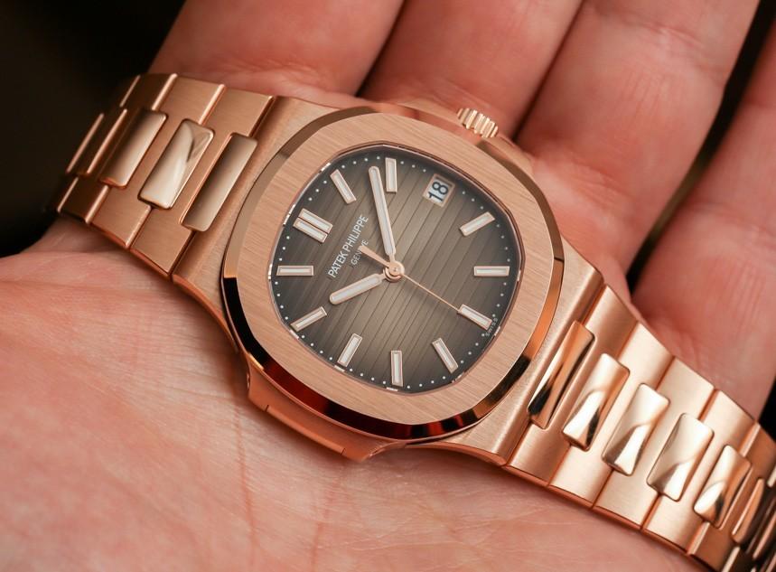 chiếc đồng hồ Patek Philippe Nautilus 5711/1R