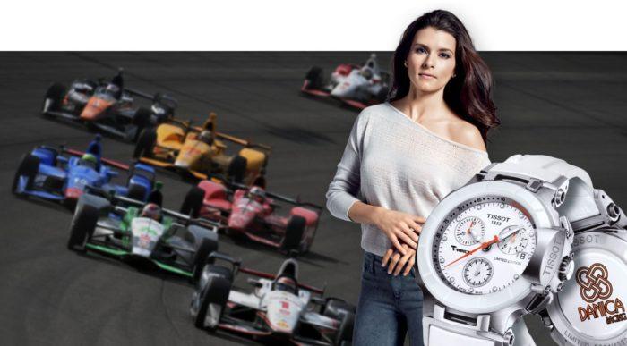 đồng hồ nữ thể thao tissot