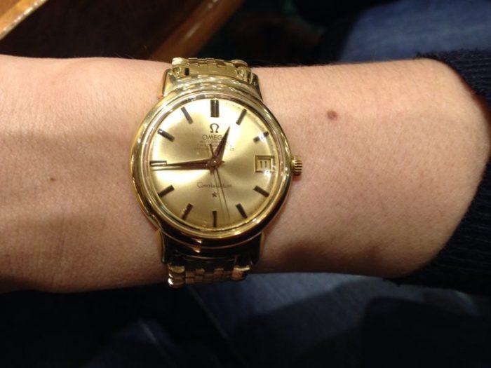 Top 5 đồng hồ Omega