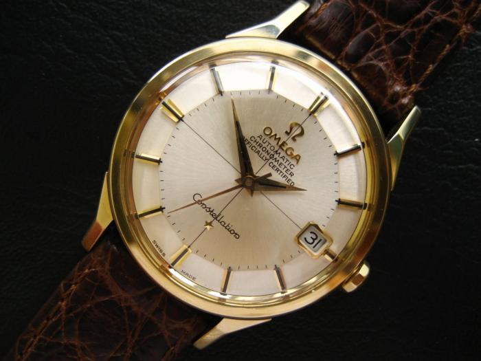 Đồng hồ Omega được biết đến vào năm 1848