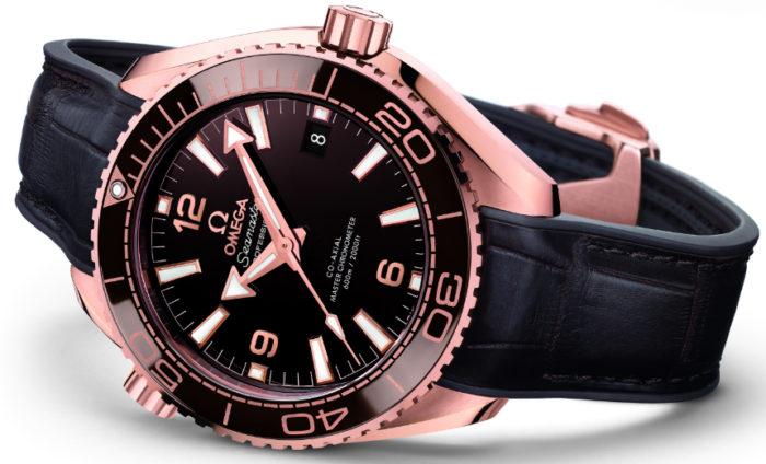 Đồng hồ Omega vàng