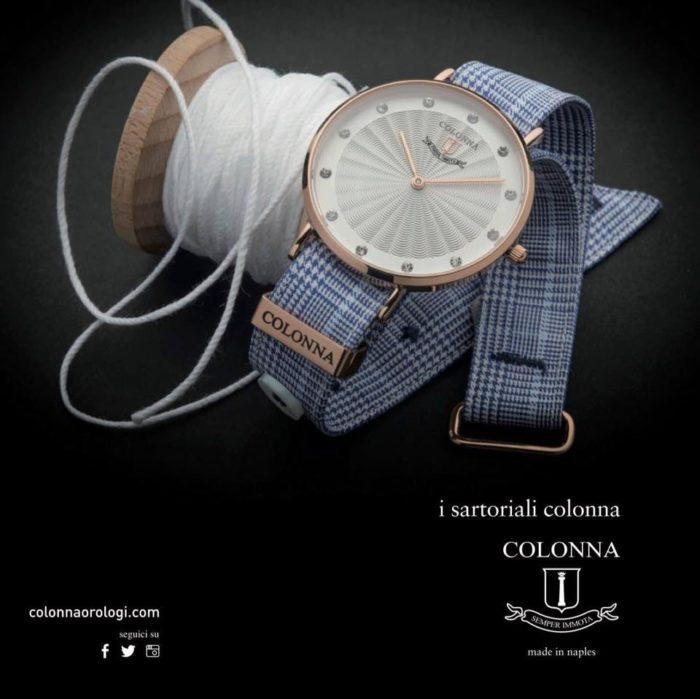 đồng hồ Colonna là của nước nào - tinh thần Ý