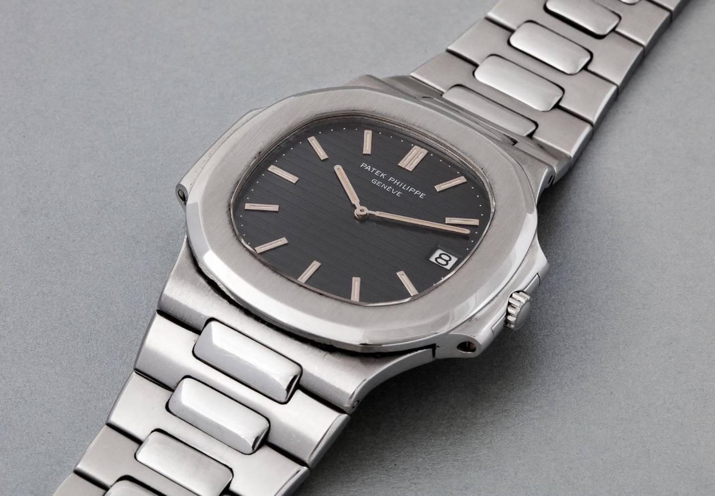 đồng hồ Patek nam 2 kim