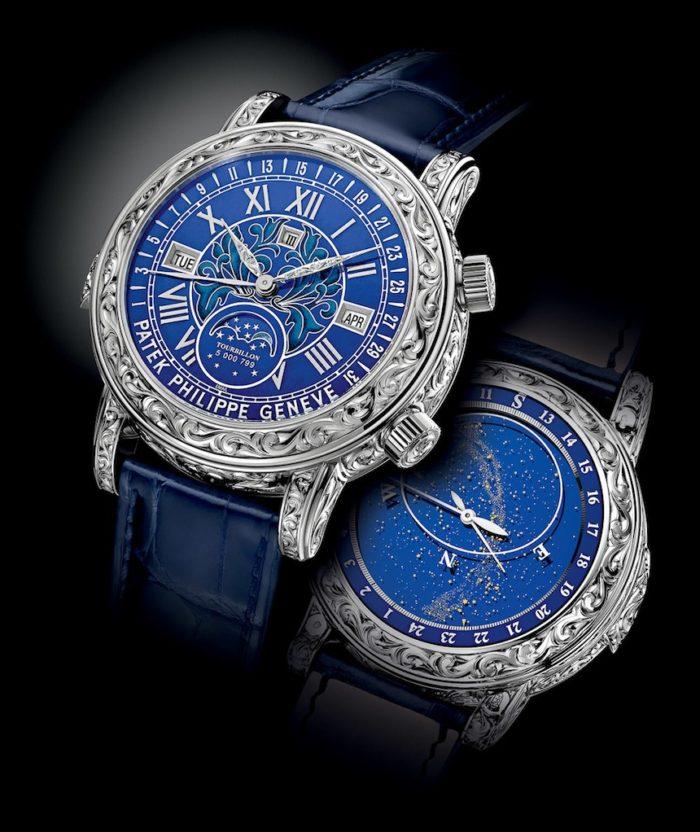 BXH 10 thương hiệu đồng hồ hàng đầu thế giới