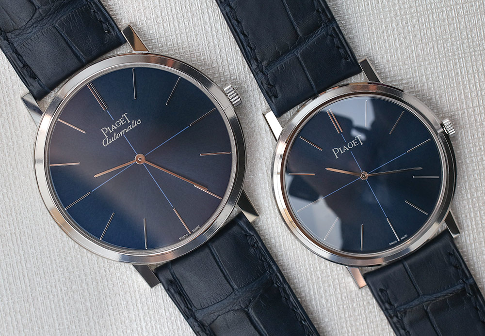 những chiếc Đồng hồ nam Piaget Altiplano