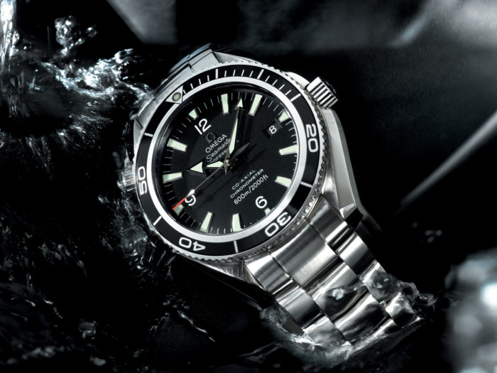 Đồng hồ Thụy Sỹ cao cấp Omega