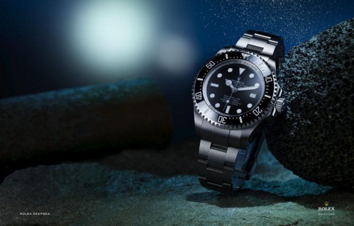đồng hồ Rolex chống nước