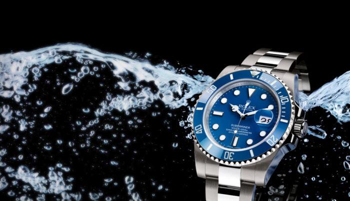 Đồng hồ Rolex mặt xanh giá bao nhiêu