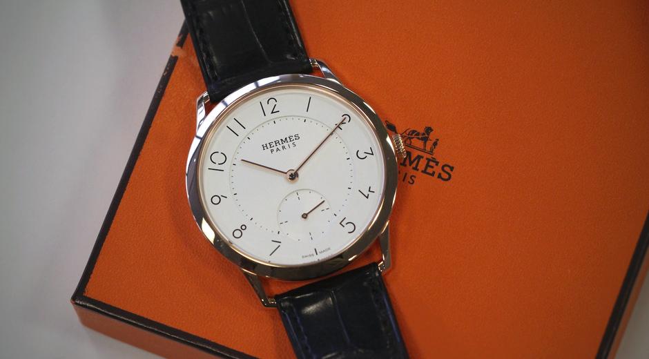 Giá đồng hồ Hermes không phải ai cũng mua được