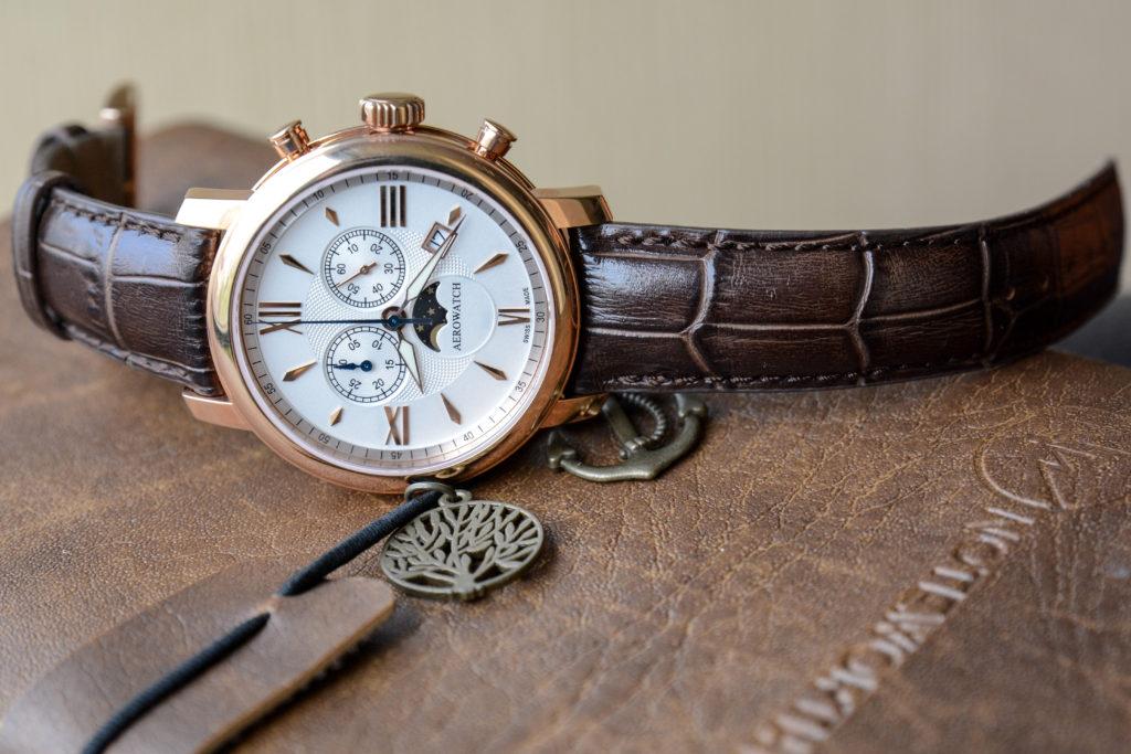 Đồng hồ Aerowatch 84936 RO02