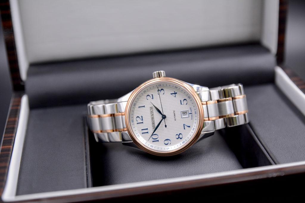 đồng hồ Aerowatch 60979 BI01 M