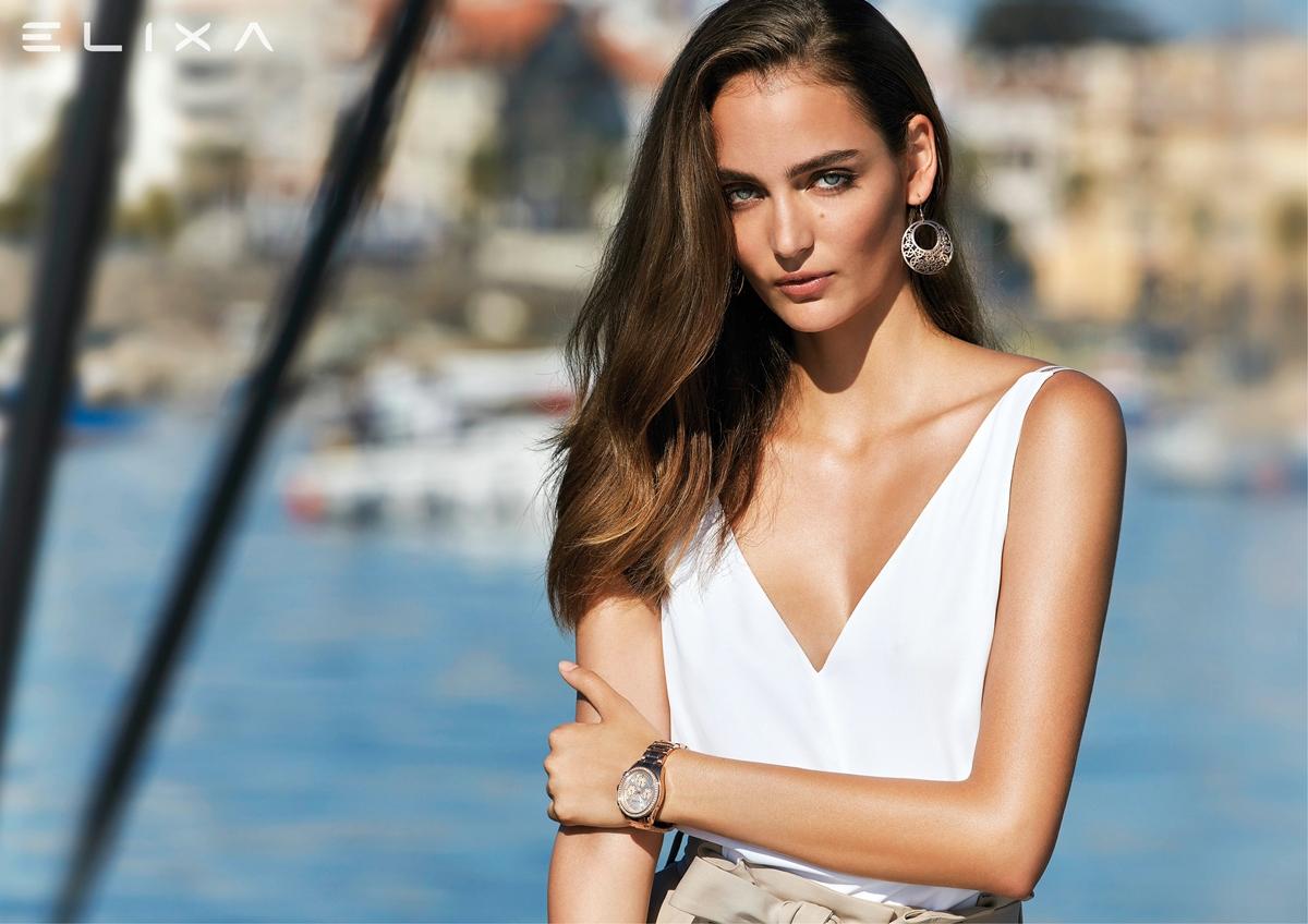 đồng hồ Elixa thời trang