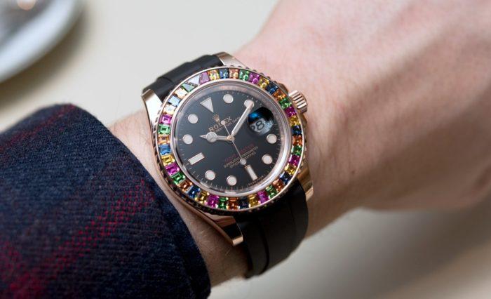 Yacht-Master 40 đồng hồ Rolex