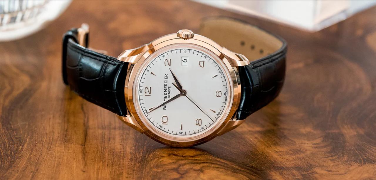 đồng hồ baume & mercier 4